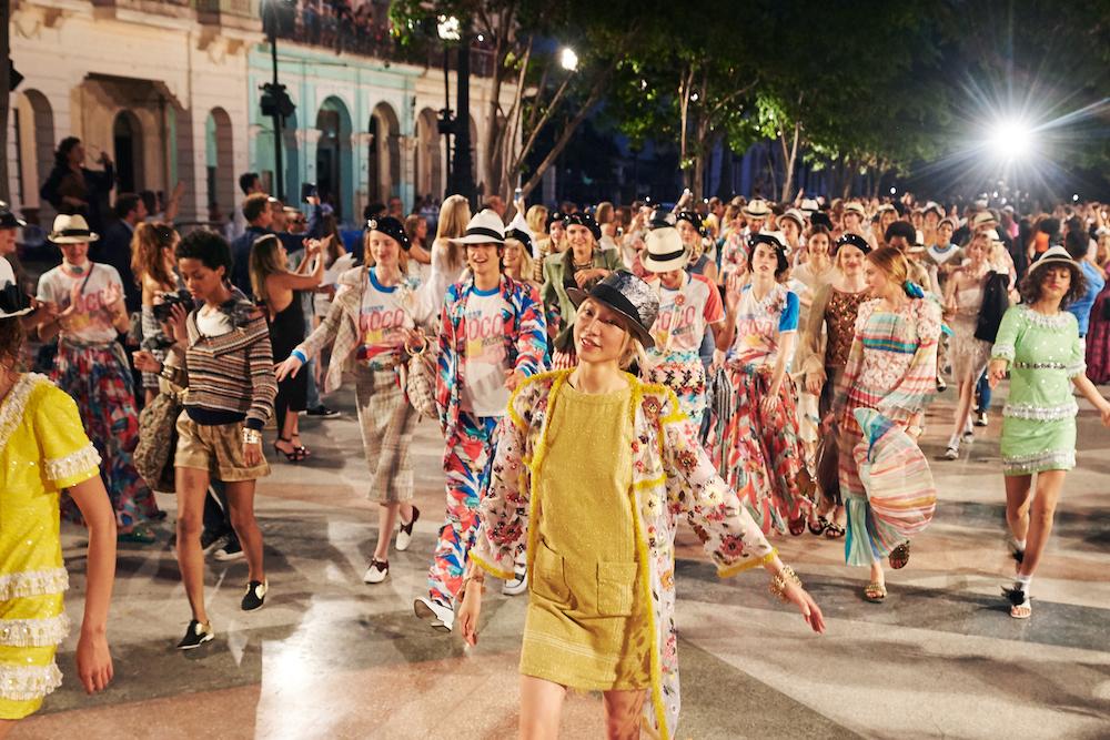 Cuba Dreamin': H Chanel στην Κουβα savoirville.gr