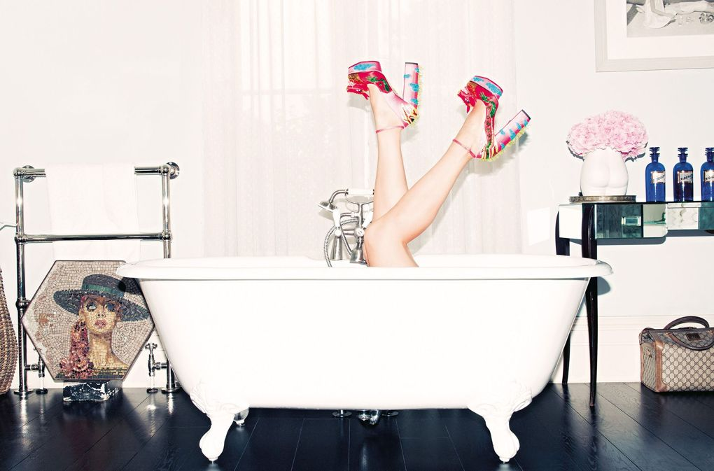 The Coveteur: Private Spaces, Personal Style by Stephanie Mark and Jake Rosenberg (£.21.99, Abrams)