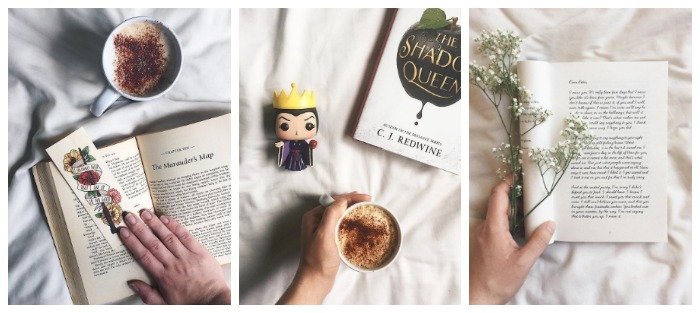 Bookstagram η λεξη που θα σε απασχολησει αν αγαπας τα βιβλια