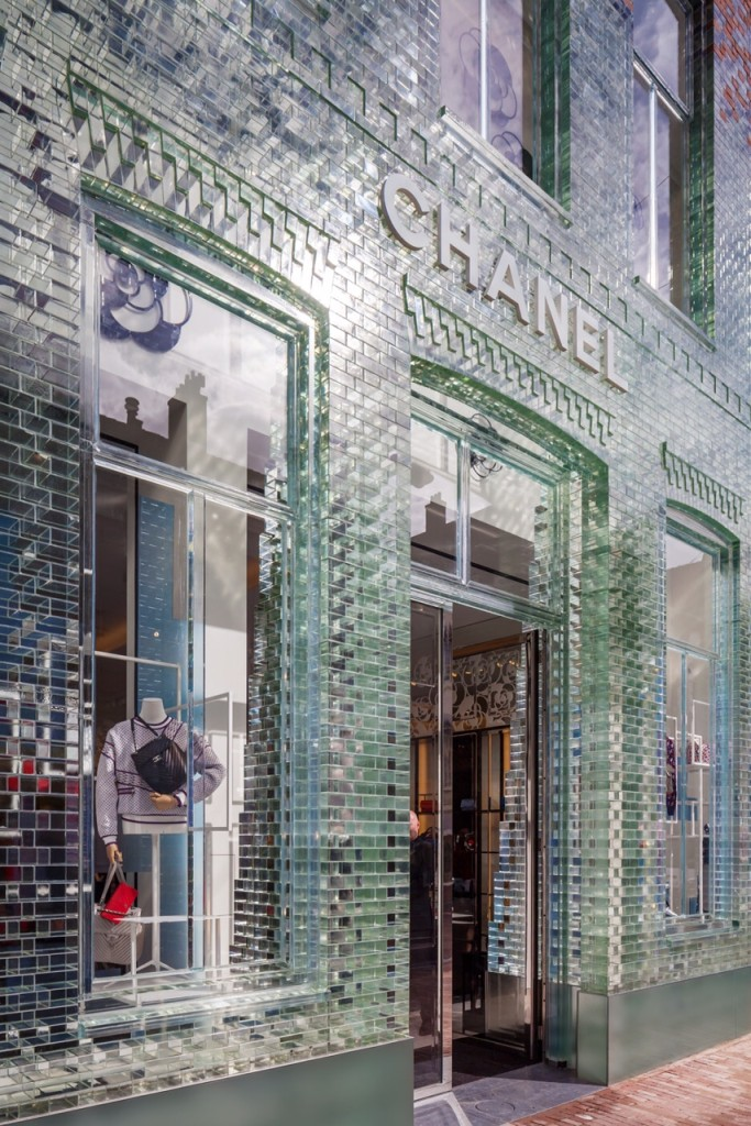 Crystal House Flagship Store | CHANEL   Savoir Ville