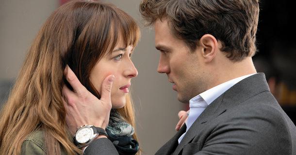 """20 Πράγματα που δεν γνωρίζατε για το """"50 shades of Grey"""""""