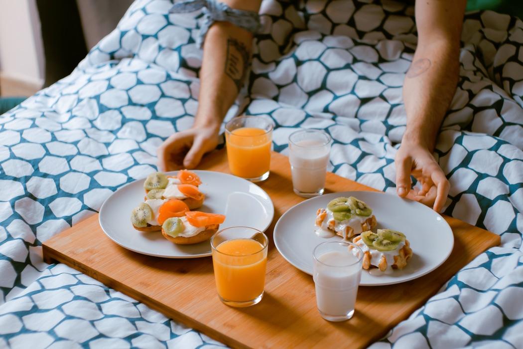 Τροφιμα που εξασφαλιζουν εναν καλυτερο υπνο