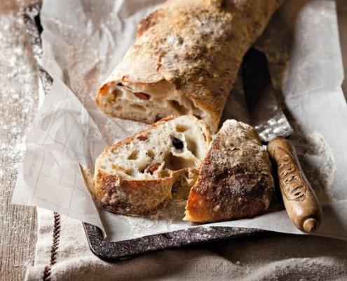 Ήρθε η ώρα να κάνεις τη δική σου παραδοσιακή ιταλική Ciabbata