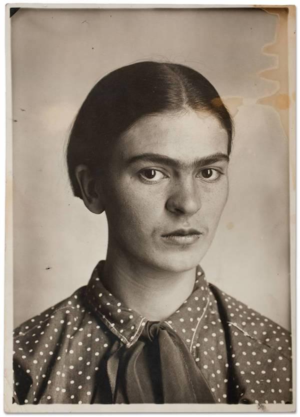 Αυτή ήταν η beauty routine της Frida Kahlo