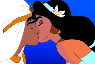 disney kisses 13