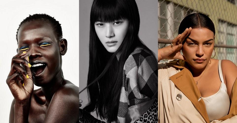 15 μοντέλα που αποδεικνύουν ότι το diversity είναι το μεγαλύτερο πλεονέκτημά τους