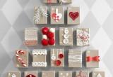 Handmade συσκευασίες για τα δώρα των Χριστουγέννων