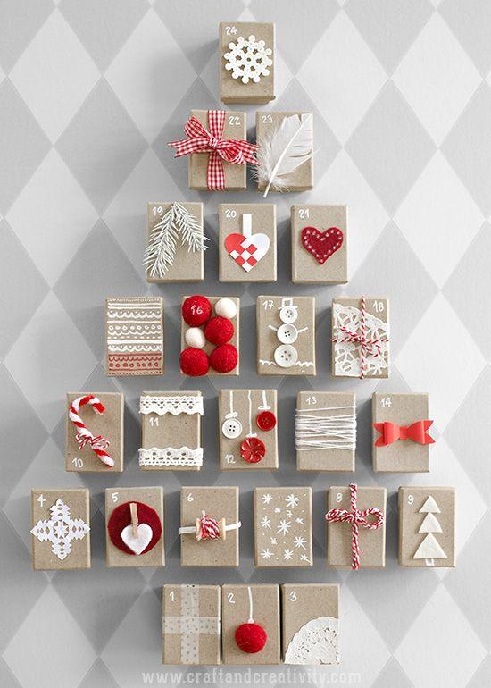 Handmade συσκευασίες για τα δώρα των Χριστουγέννων - Savoir Ville 716c4a076e2