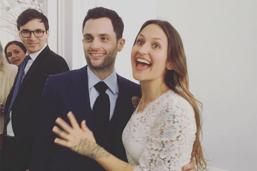 Το Lonely Boy του Gossip Girl παντρεύτηκε