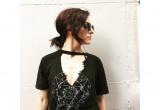 DIY: Φτιάξε το τέλειο Choker T – shirt