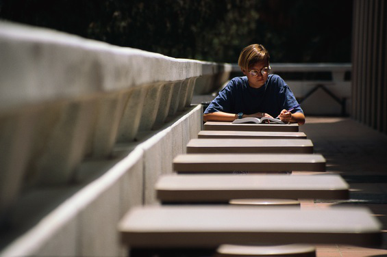 University of California Student Reading
