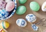 3 απλοί αλλά πανέμορφοι τρόποι να βάψεις τα πασχαλινά αυγά
