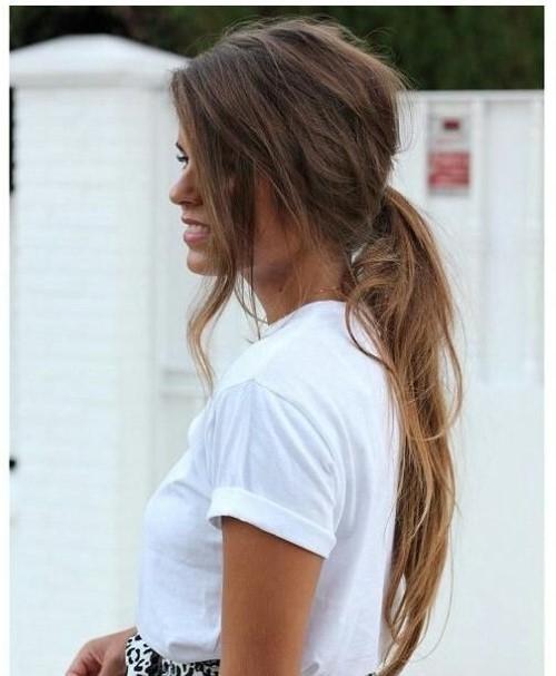 Μαλλιά κατευθείαν από τα κορίτσια στο Παρίσι