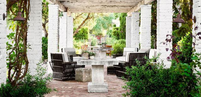 Ένα σπίτι σε στιλ Hacienda είναι η όαση ηρεμίας που ψάχνεις