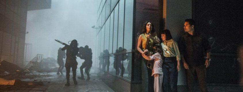Αν είσαι λάτρης του sci-fi το Extinction είναι μια ταινία που πρέπει να δεις