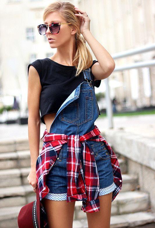 10 up-to-date τρόποι να φορέσεις το καρό πουκάμισο - Savoir Ville 3c01df7c184