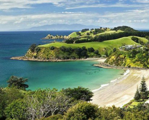 Waiheke: Το νησί που ψηφίστηκε το 5ο καλύτερο στον κόσμο