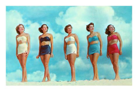 five-women-1960s