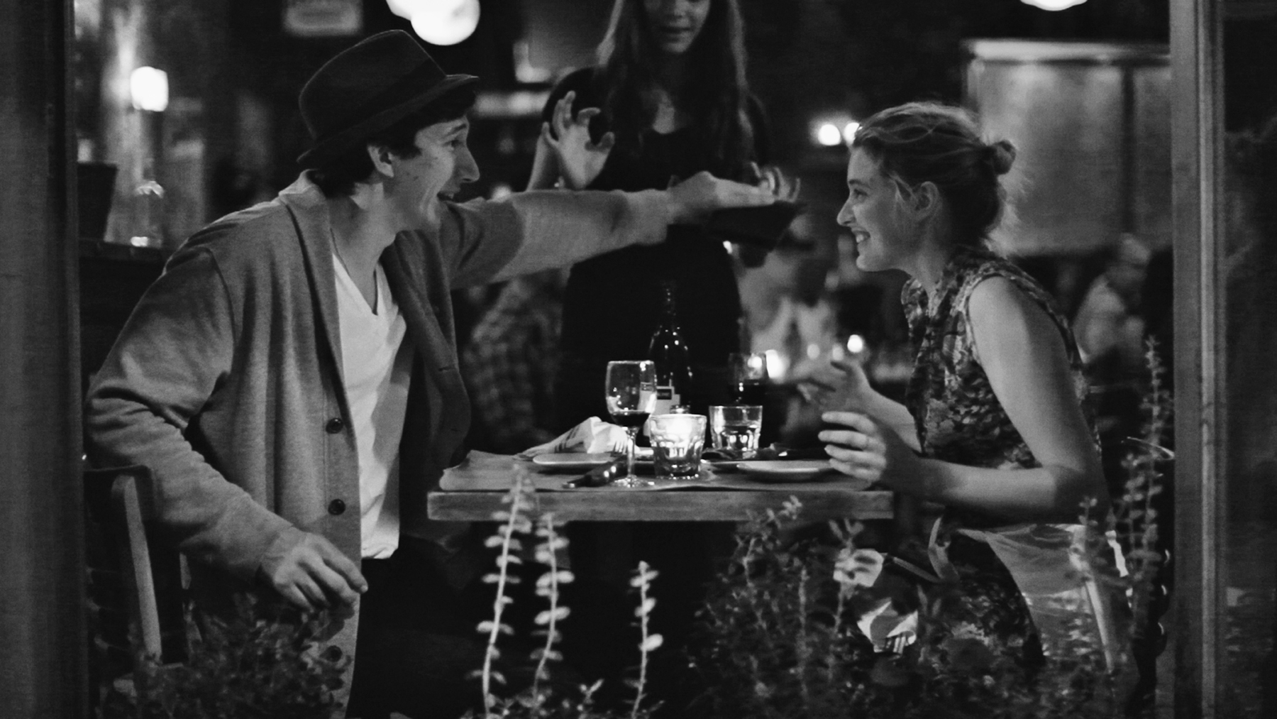 A scene from Noah Baumbach's FRANCES HA, playing at the 56th San Francisco International Film Festival, April 25 - May 9, 2013.