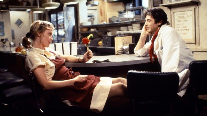 Frankie & Johnny Frankie: Why are you doing this? Johnny: Everything I want is in this room.