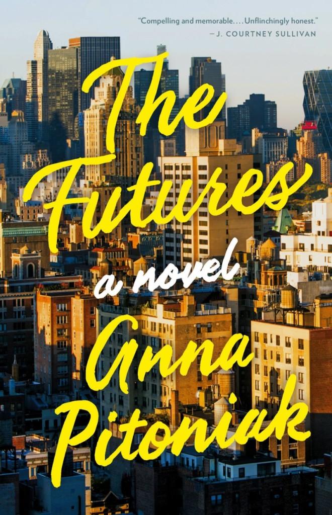 Το The Futures ειναι το βιβλιο που θες απεγνωσμενα να γινει ταινια