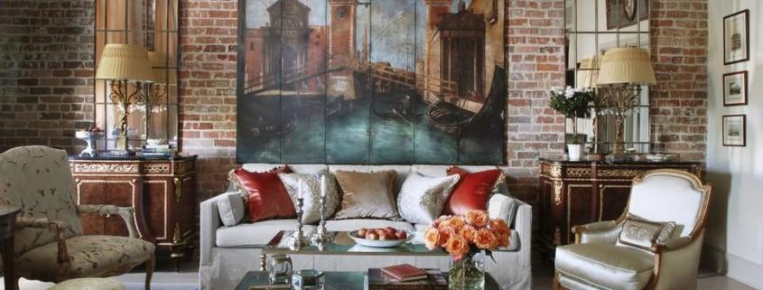 Τρόποι να κάνεις το σαλόνι σου να φαίνεται μεγαλύτερο