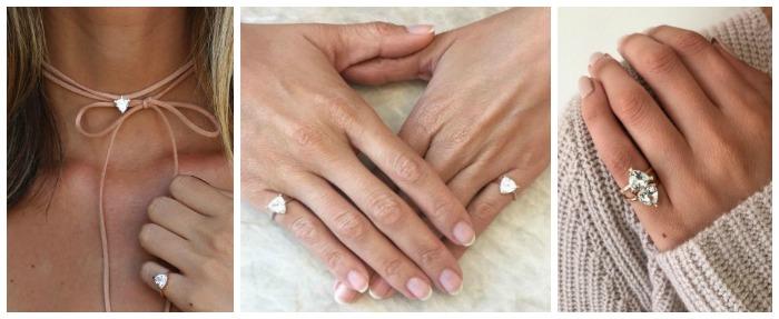Pinky rings: το νεο trend για τα μονοπετρα
