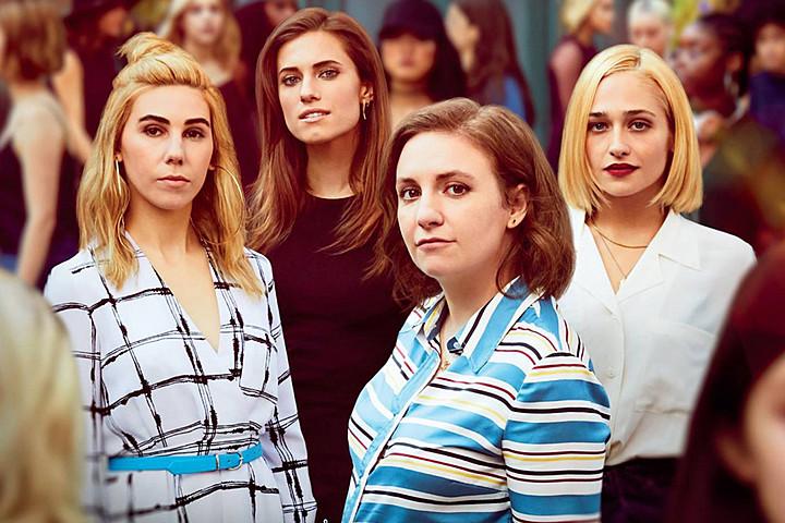 Η Lena Dunham ανακοινωνει οτι το Girls γινεται ταινια