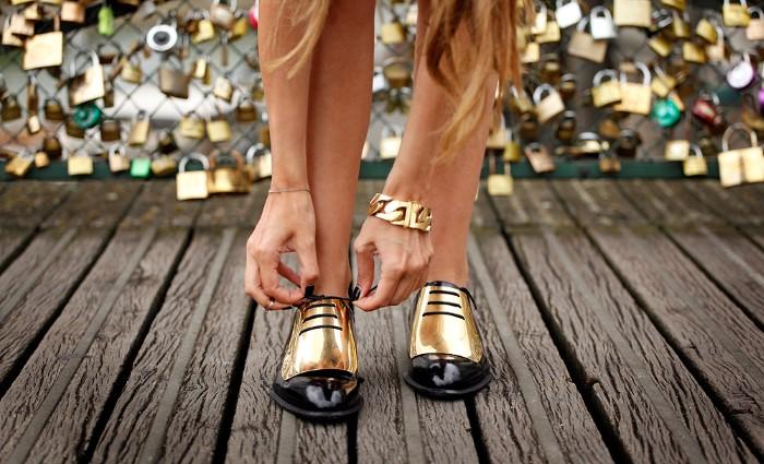 gold-black-shiny-brogues-menswear-loafers3 (Custom)