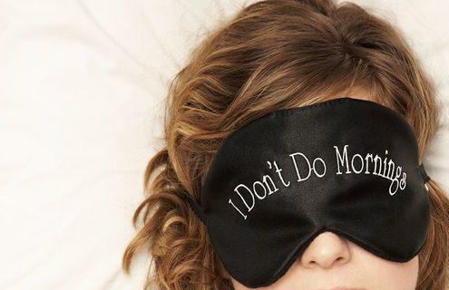 8 λόγοι που ξυπνάς το βράδυ και πώς να το διορθώσεις