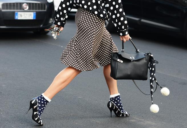 Πως φορεθηκαν τα highlights της σεζον απο τις fashion influencers