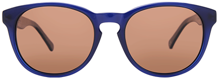 Gravity Blue with Brown Lenses €40.00, weareeyes.co