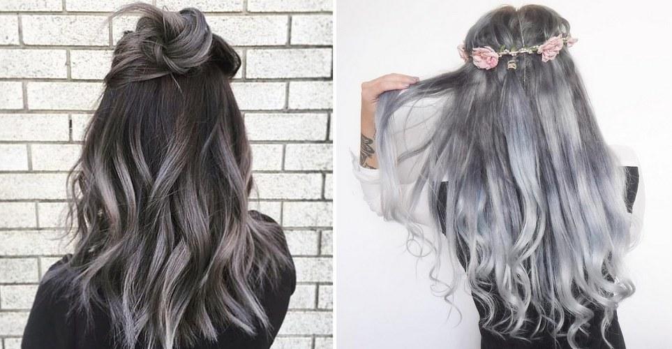 Black ombre: Το πολυαγαπημένο hair trend πάει ένα βήμα παρακάτω