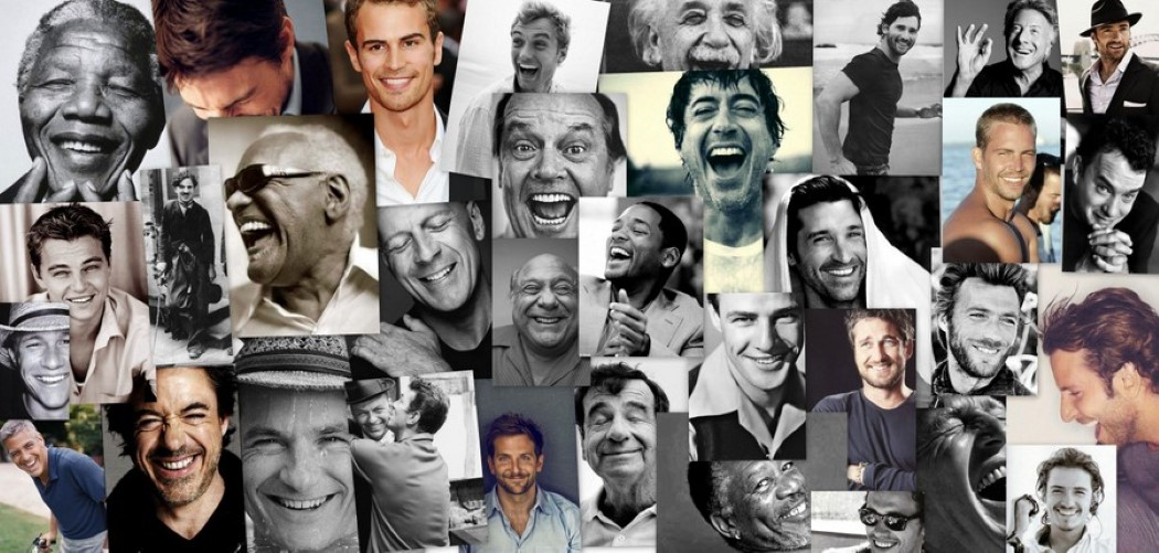 happy men (Custom)