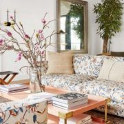 Ένα ανακαινισμένο σπίτι στην Καλιφόρνια ιδανικό για cozy βραδιές