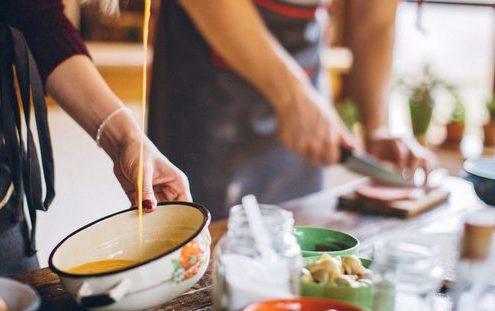 Τα τέσσερα βασικά λάθη που κάνεις στη μαγειρική