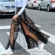 Εσύ θα φορούσες ένα ζευγάρι fluffy sneakers;