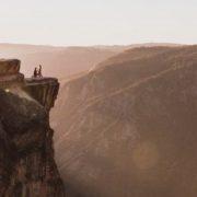 Ο Matthew Dippel έβγαλε τυχαία την πιο ωραία ρομαντική φωτογραφία στο Yosemite