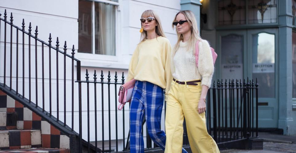 Το Gen-Z Yellow θα γίνει το αγαπημένο σου χρώμα για αυτό το καλοκαίρι