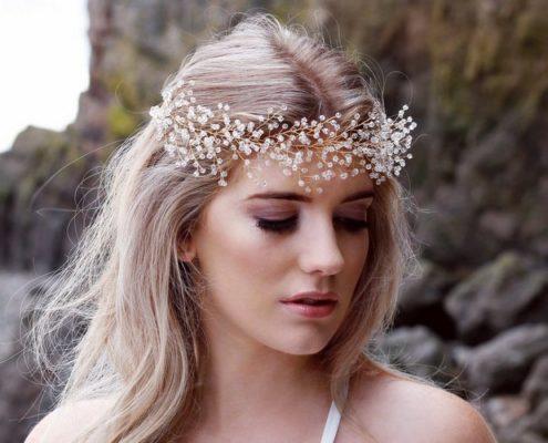 6 bridal χτενίσματα με λουλούδια που θα σε εμπνεύσουν