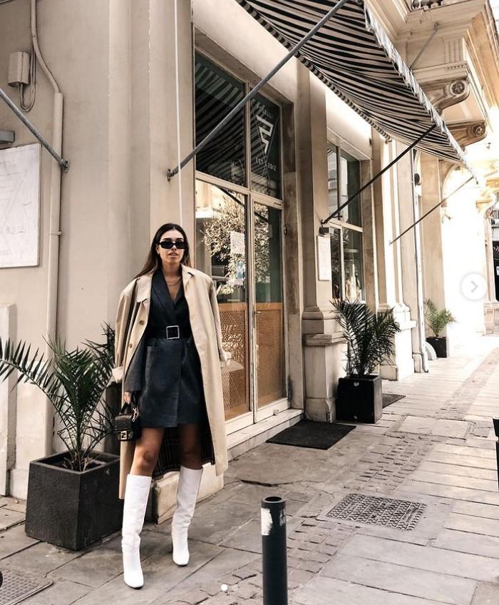 My City, My style: Ίρις Μπασλάρη