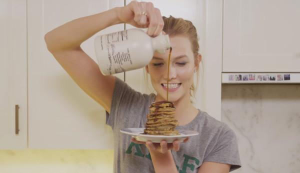 karlie-kloss-pancake-recipe
