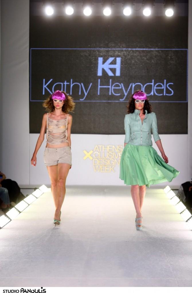 15ç Athens Xclusive Designers Week – 3ç çìÝñá /  Êïñõöáßïé ¸ëëçíåò ó÷åäéáóôÝò êáé trendy fashion brands óôç ìåãáëýôåñç ðáóáñÝëá ôçò ðüëçò! (ÄÔ)