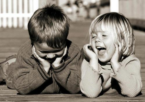 kids-laughing