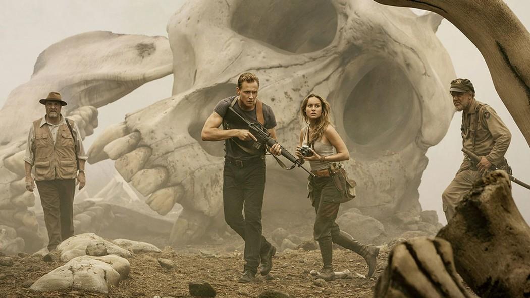 O Tom Hiddleston, η Brie Larson και το Kong: Skull Island