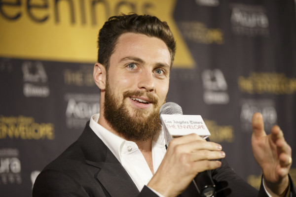 Crush Monday: Aaron Taylor Johnson