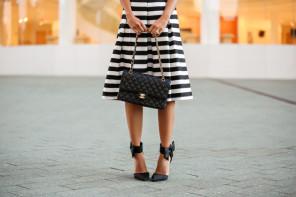 Ποια ειναι τα TOP3 shoes spring trends, συμφωνα με μια fashion blogger
