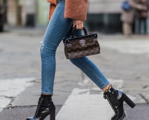 Τρόποι να φορέσεις τα skinny jeans σου την Άνοιξη