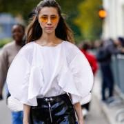 4 ανοιξιάτικα outfits απευθείας από τους δρόμους του Παρισιού