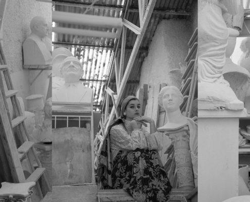 My city, My Style: Ευρυδίκη Κόφφα